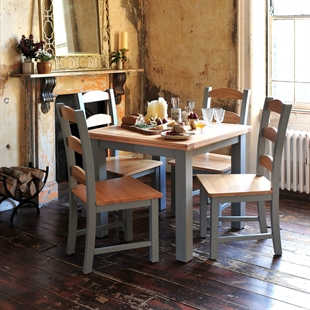 Florence Grey Dining Room Furniture Collections