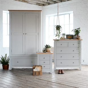 Painted Wooden Furniture In A Range Of Colours Styles