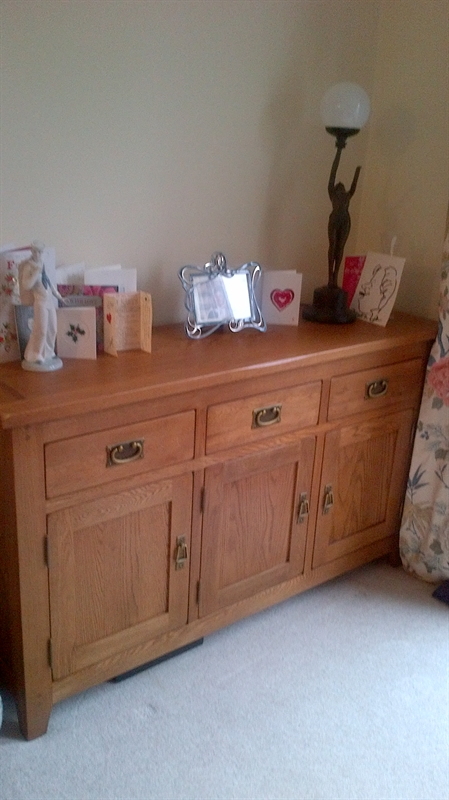 Oakland Large Sideboard The Cotswold Company