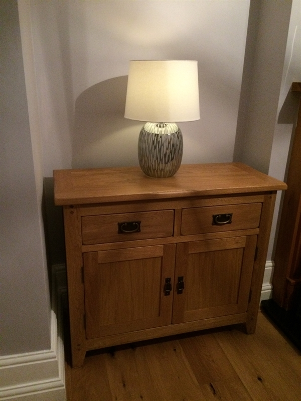 Oakland Small Sideboard The Cotswold Company