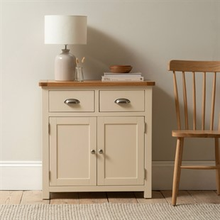 Sussex Cotswold Cream Small Sideboard