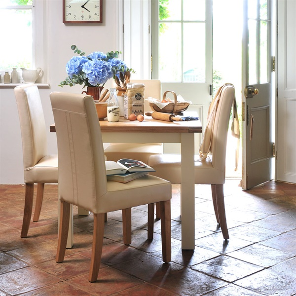 Gorgeous Real Wood Dining Sets Oak Pine Painted Ranges The Cotswold Company