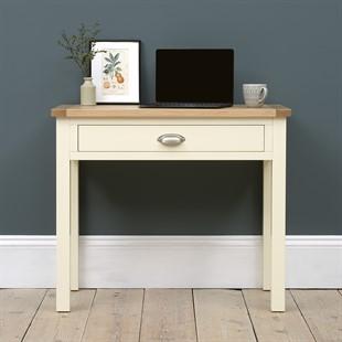 Sussex Cotswold Cream Laptop Desk