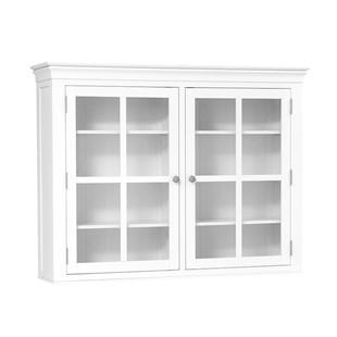 Chantilly Warm White Dresser Top