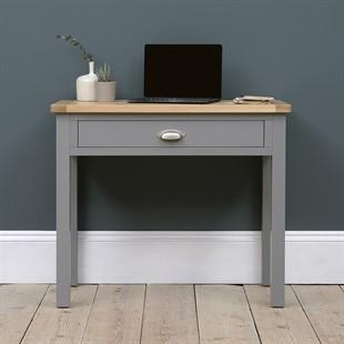 Sussex Storm Grey Laptop Desk