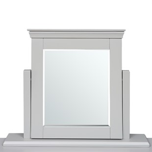 Chantilly Pebble Grey NEW Dressing Table Mirror