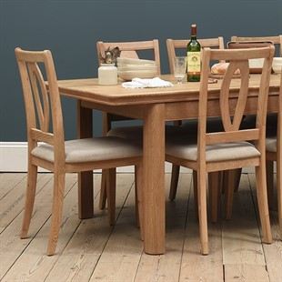 Wickham Washed Oak Dining Chair