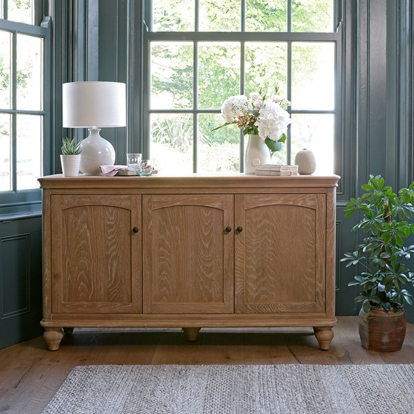 sideboards wooden painted solid pine oak cabinets the cotswold company