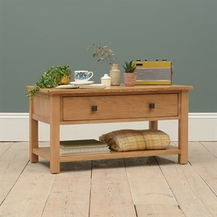 Norton Oak Coffee Table