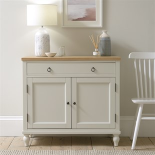 Marlow Pale Grey Small Sideboard