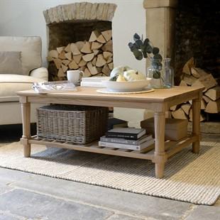 Elkstone Oak Coffee Table