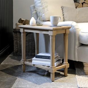 Elkstone Oak Sofa Table