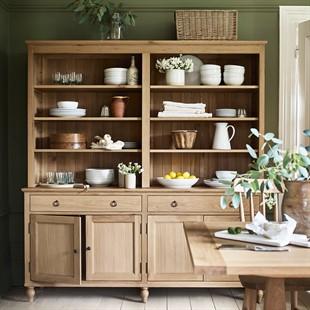 Elkstone Oak Grand Dresser