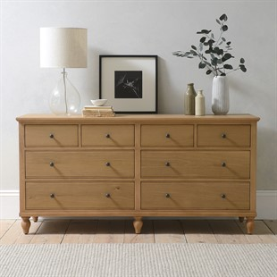 Elkstone Oak NEW Low and Wide Chest
