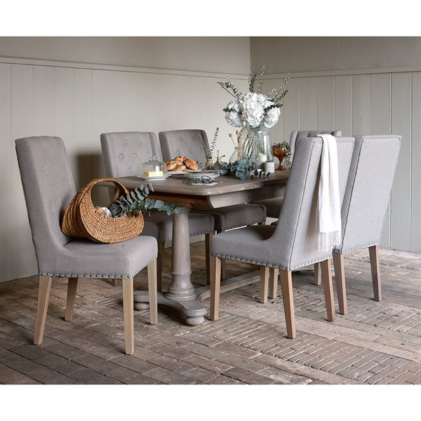 Gorgeous Real Wood Dining Sets Oak Pine Painted Ranges The