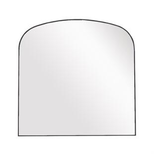 Foxcote XL Overmantel Mirror 120x120cm