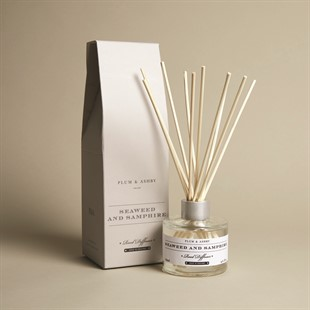 Plum and Ashby Diffuser - Seaweed and Samphire