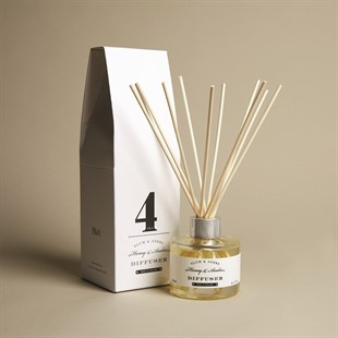 Plum and Ashby Diffuser - Honey and Amber