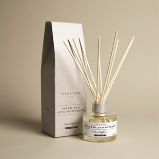 Plum and Ashby Diffuser - Wild Fig and Saffron