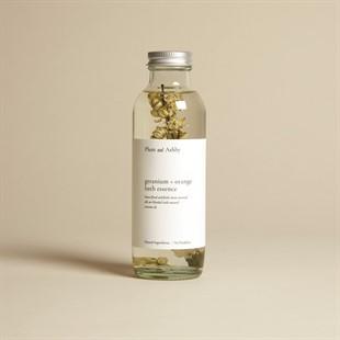 Plum and Ashby Bath Essence - Geranium and Orange