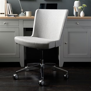 Blockley Office Chair with Castors