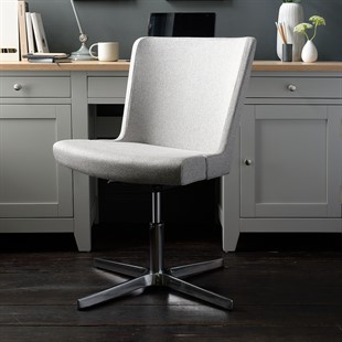 Blockley Office Chair with Fixed Base