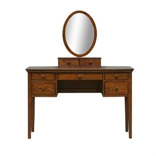 Winchcombe Dark Oak NEW Vanity Mirror