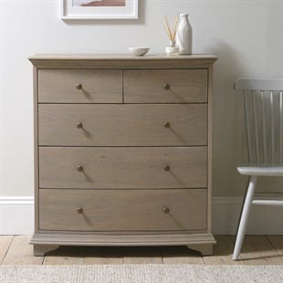 Winchcombe Smoked Oak NEW 2+3 Chest of Drawers