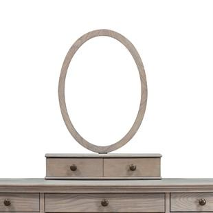 Winchcombe Smoked Oak NEW Vanity Mirror