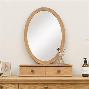Winchcombe Oiled Oak NEW Vanity Mirror
