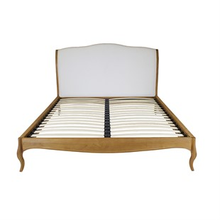 """Stanton 4ft 6"""" Double Bed - Natural"""