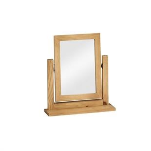 Oakley Pine Dressing Table Mirror