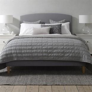 Cecily 6ft Super Kingsize Bed - Restful Grey