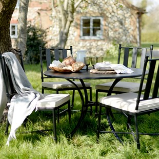Barrington Dining Set - Round Table and 4 Chairs