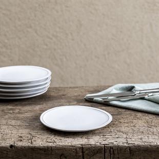 Cherwell 16cm Side Plate - White