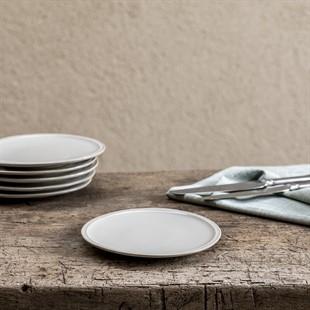 Cherwell 16cm Side Plate - Grey