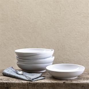 Cherwell 23cm Pasta Bowl - White