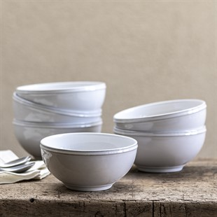 Cherwell 16cm Soup/Cereal bowl - White