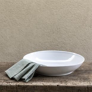 Cherwell 34cm Pasta Bowl - White