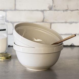Bybrook 24cm Mixing Bowl - White