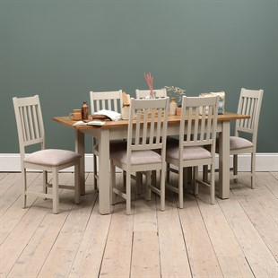 Gorgeous Real Wood Dining Sets Oak Pine Amp Painted