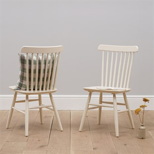 Spindleback Chair - Cotswold Cream