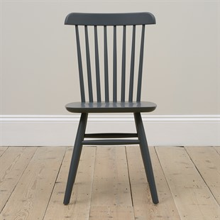Spindleback Chair - Westcote Inky Blue