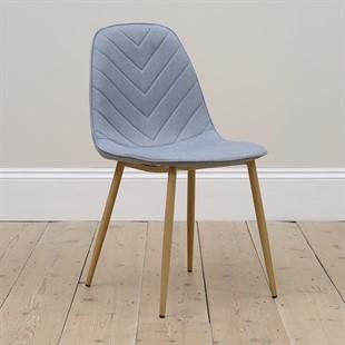 Hemingway Modern Chair - Sky Blue