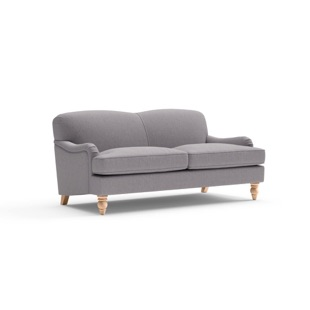 Ashbee - 2.5 Seater - Mid grey - Cotswold Weave
