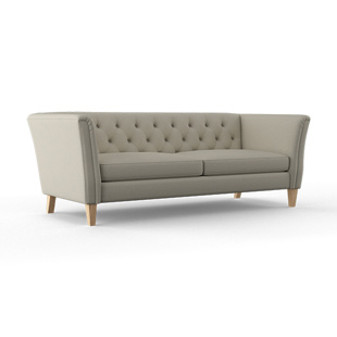 Bowen - 2.5 Seater - Mid grey - Cotswold Weave
