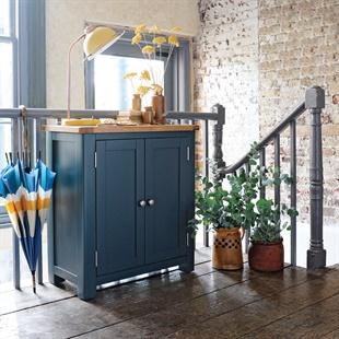 Westcote Inky Blue Cupboard