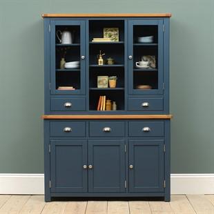 Westcote Inky Blue Dresser