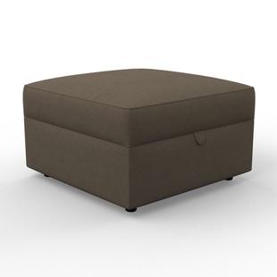 Molly - Foot stool - Ash - Coastal Linen