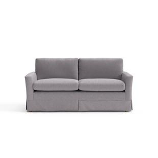 Austen- 2.5 Seater - Mid grey - Cotswold Weave